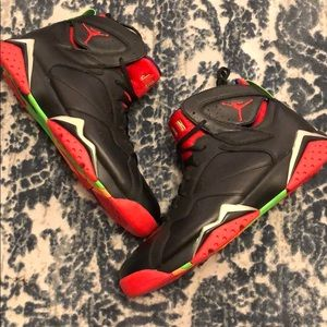Air Jordan 7 retro Marvin the Martian sz 10 New
